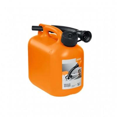 Kanister za gorivo 5 l, orange